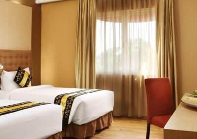 Hotel Rivavi Kuta Beach Bali - Twin Bedroom 01