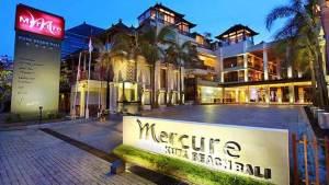 Mercure Kuta Bali Hotel Gate