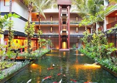 Mercure Kuta Bali Hotel Pool