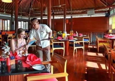 Mercure Kuta Bali Hotel Restaurant