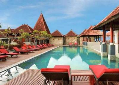 Mercure Kuta Bali Hotel Swimming Pool 2