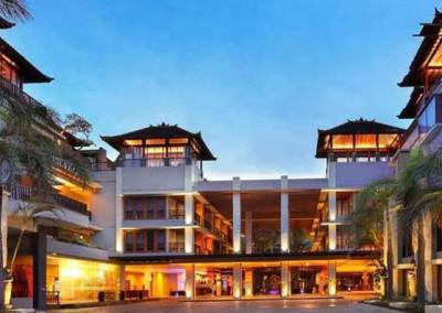Mercure Kuta Bali Hotel View