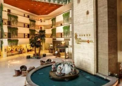 Paradiso Hotel Kuta Building