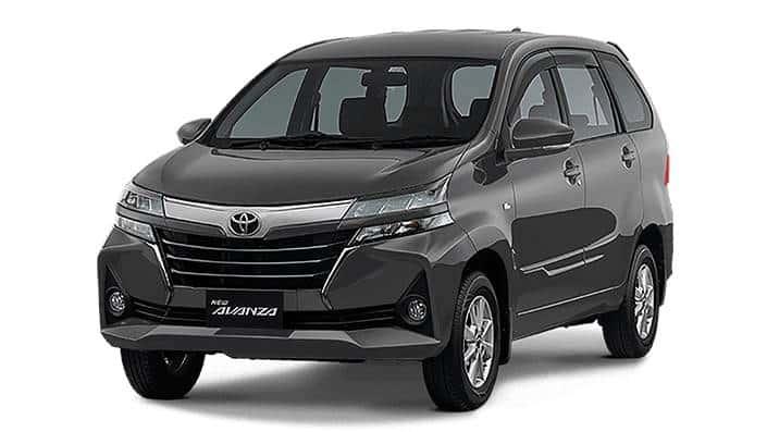 Harga Mobil Toyota Avanza Terbaru 2020 di Indonesia - Warna Abu