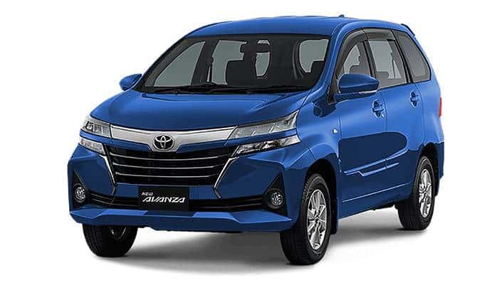 Harga Mobil Toyota Avanza Terbaru 2020 di Indonesia - Warna Biru