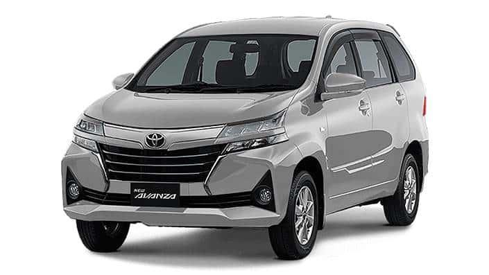 Harga Mobil Toyota Avanza Terbaru 2020 di Indonesia - Warna Silver