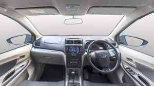 Interior Mobil Toyota Avanza Terbaru 2020 Bagian Depan