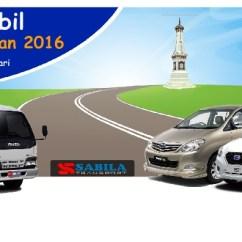 Harga Grand New Avanza Di Jogja Toyota Yaris Trd Kit Paket Rental Mobil Lebaran 2017 Tarif Murah