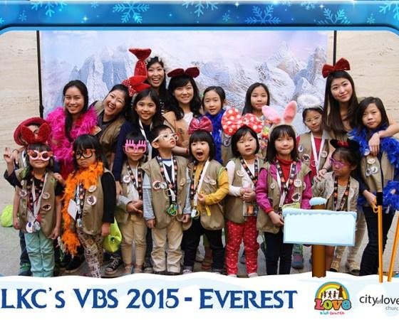 Photobooth VBS 2015