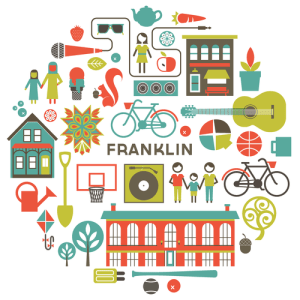 Open Streets Franklin Logo