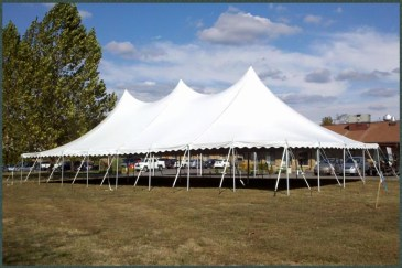 Wedding Tent Bloomington Indiana , Seward Party Rentals, Seward Tents