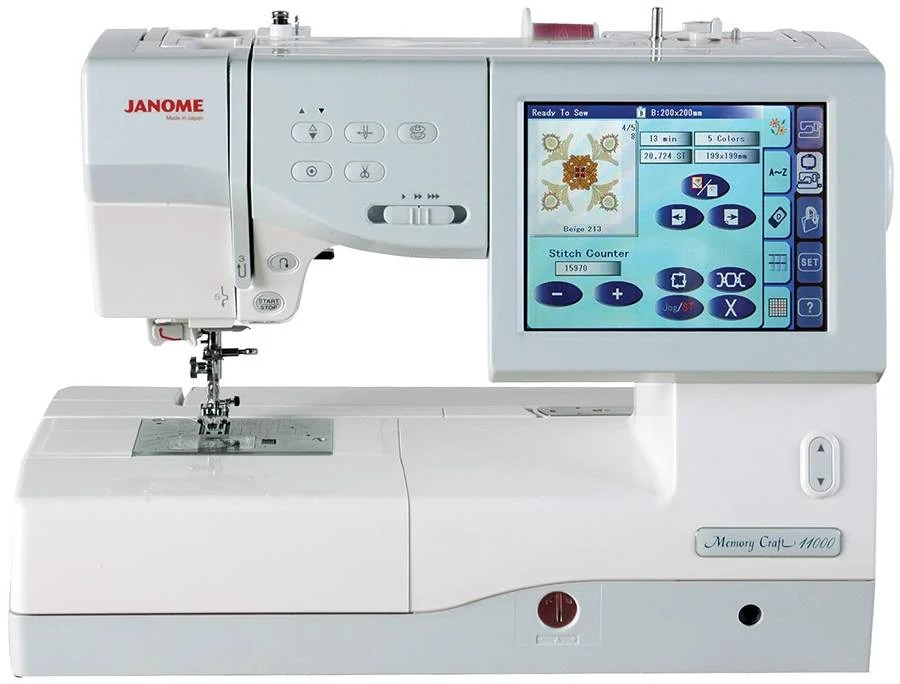 Computerized Sewing Machines What Are The Best Magnificent Best Advanced Sewing Machine