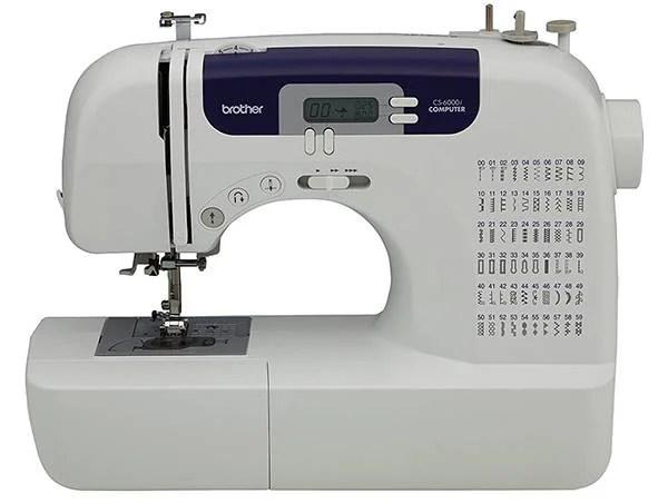Brother CS600i kids sewing machine