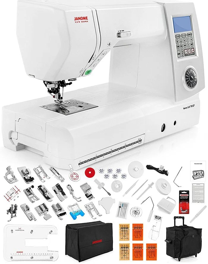Janome JNMC 7700 computerized sewing machine