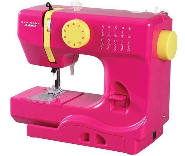 Janome Sew Mini kids sewing machine