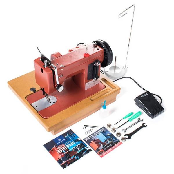 Sailrite Heavy Duty Ultrafeed LS-1 - Best Leather Sewing Machine
