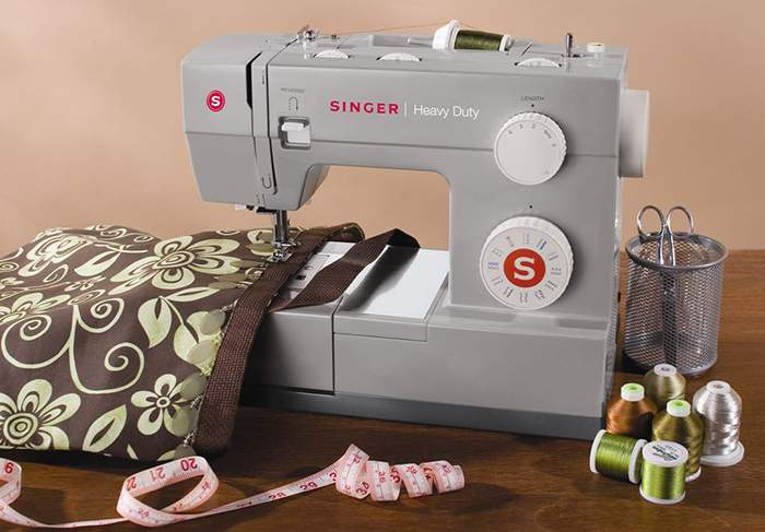What Are The Best Heavy Duty Sewing Machines Sewbroidery Adorable Best Heavy Duty Sewing Machine For Beginners
