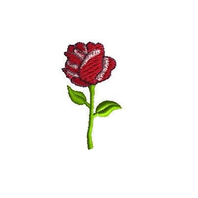 mini rose stem machine