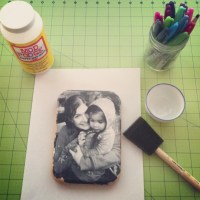 Photo to Wood Transfer Tutorial From Sew Creative - Hello ...