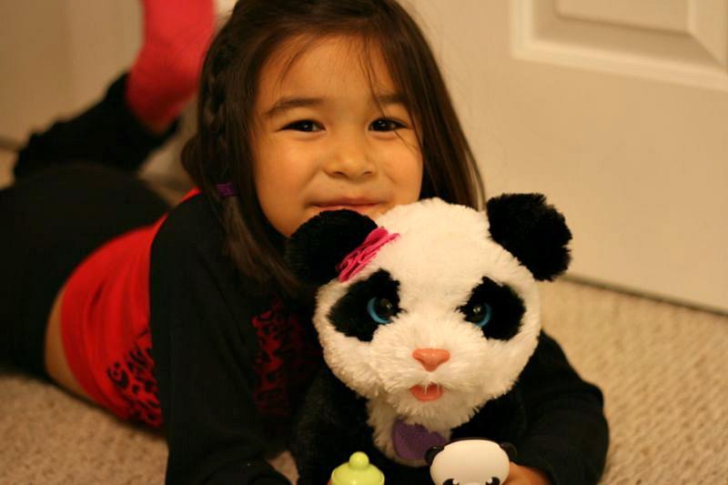 My Book I Mommy Panda Love