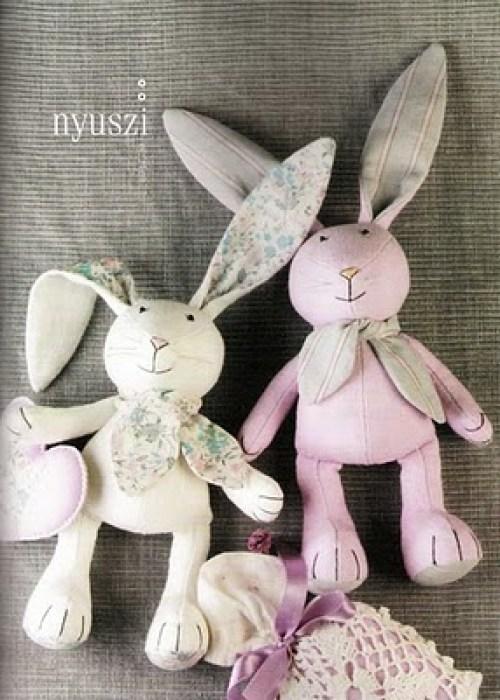 bunny pattern 2