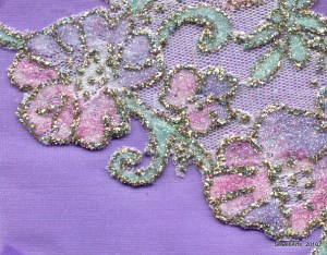 Specialty Fabric Embellishment