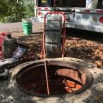 Camera Sewer Line