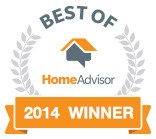 SewerTV 2014 HomeAdvisor Winner
