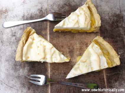 Old-Fashioned Orange Pie Recipe