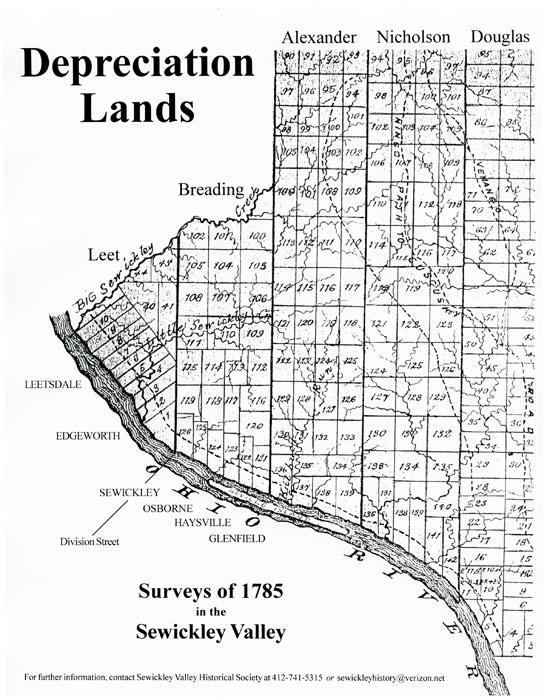 Depreciation Lands