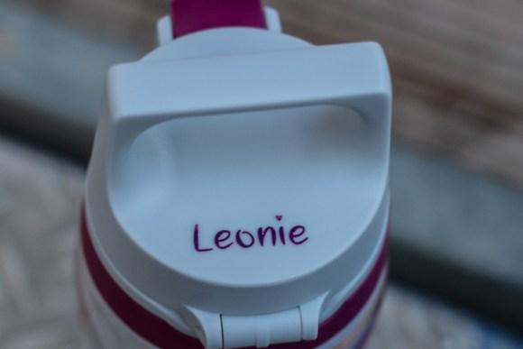 Schriftzug Leonie