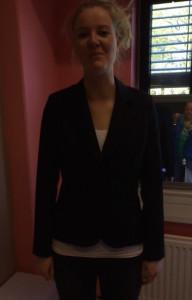 sewing jacket