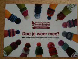 knitting for the elderly