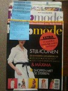 sewing magazines stash fabric handmade