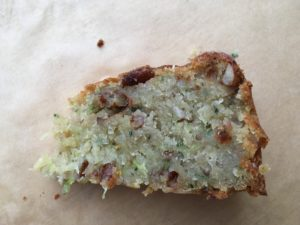 Two Courgette recipes