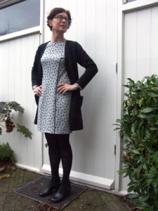 Sewing Two RDC Ludivine robes