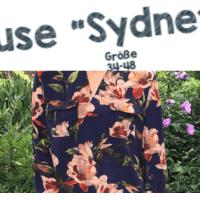 Elle Puls Bluse Sydney in herfsttinten