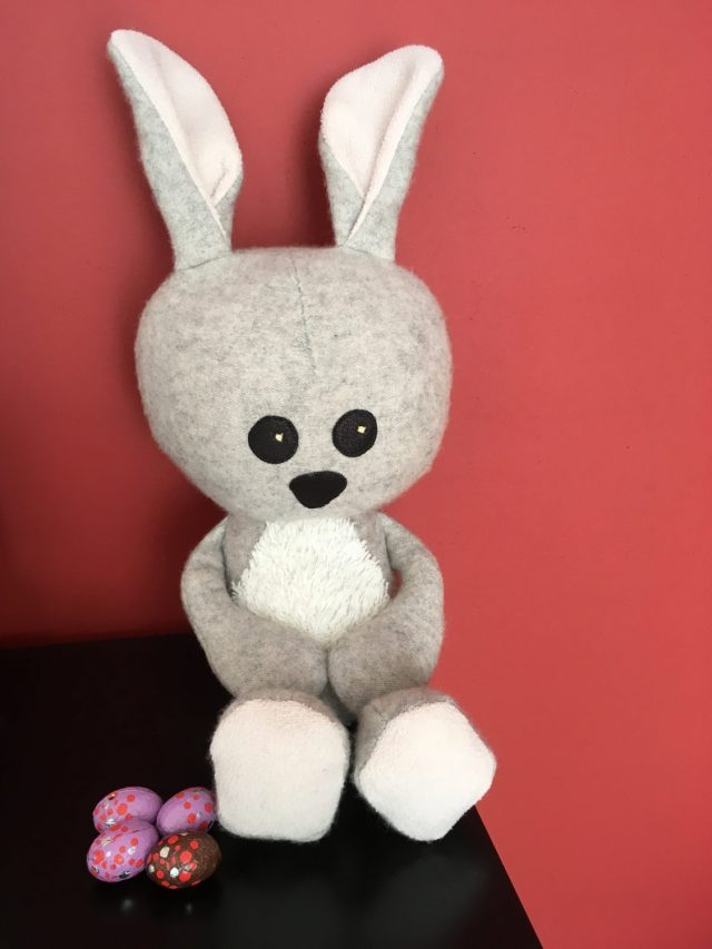 Misty Whimsies Cotton the Bunny