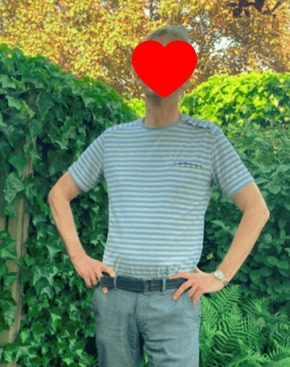 Herren Shirt Farbenmix FÖHR