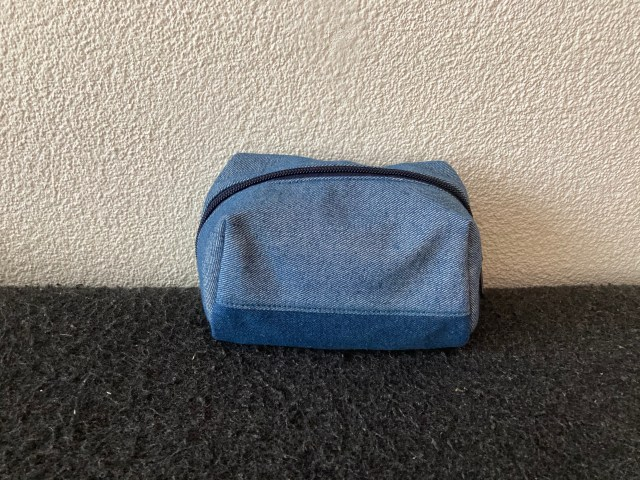 Jeanius Lovely Pouch Bag