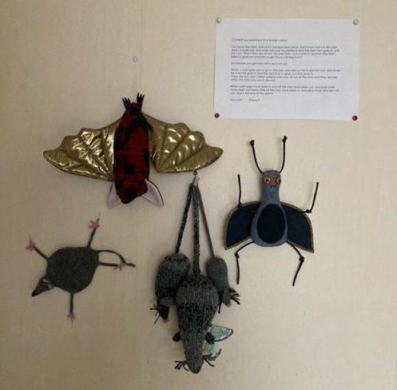 Ann Wood picnic bug