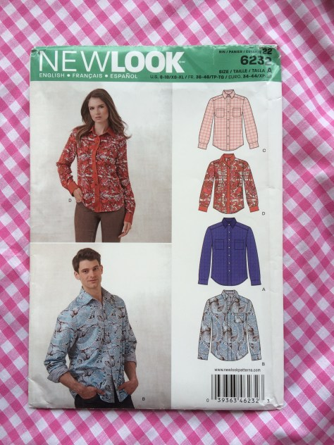 Shirt Pattern image