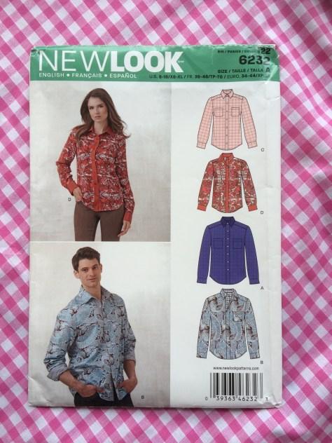 Shirt Pattern image