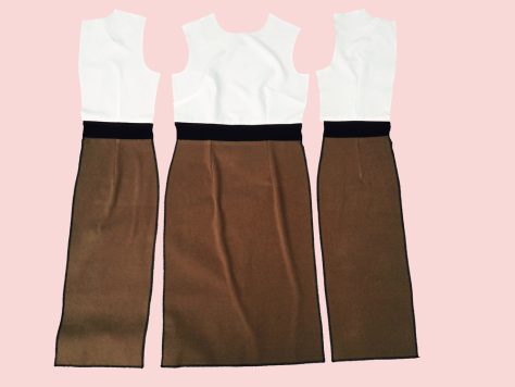 Smart Office Dress Layout image