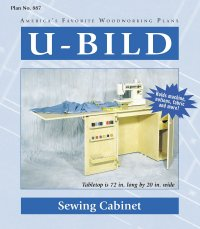 Sewing Furniture Plans  Build it Yourself! | Sewing Furniture
