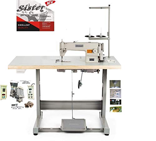 Sister Industrial Sewing Machine SR-8700