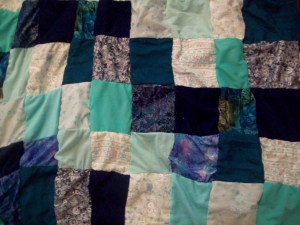 My latest quilt.