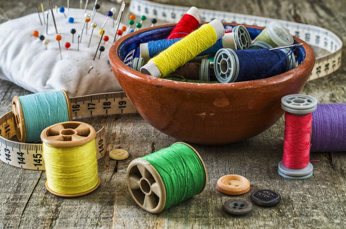 Picking the Perfect Sewing Notions