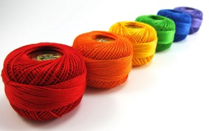 "Cotton thread is washable & wearable but has ""give"" — which makes it great for quilting, piercing & appliqué projects."
