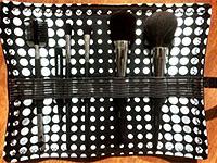 Seth Aaron's free makeup bag pattern.